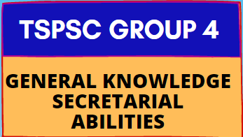 TSPSC GROUP 4 -ONLINE MOCK & GRAND TEST SERIES